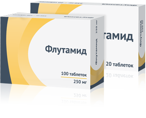 Prostatitis flutamid